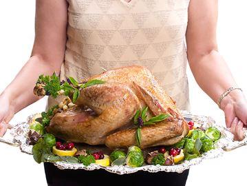 Simcoe Muskoka District Health Unit dispenses Thanksgiving turkey tips