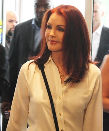 Priscilla Presley in Collingwood