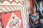 Meaford quilter gives a give from her heart