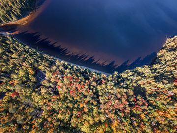 Lake of Two Rivers
