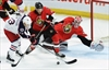 Hoffman scores winner as Senators edge Blue Jackets-Image1