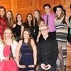 Meaford students celebrate French culture