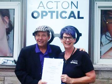Acton Optical's 10th anniversary