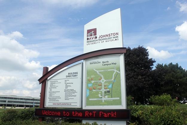 U Waterloo Campus Map.University Of Waterloo S R T Park Set To Grow With Amenities