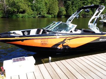 Speed boat stolen from locked Innisfil compound