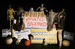 Haunted Backyard fundraiser open weekends through October in Oakville
