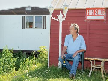 Five residents spend final weekend at Barrie trailer park