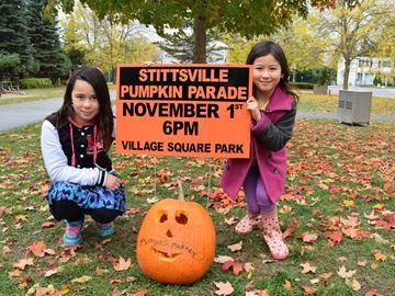 Fourth annual Stittsville Pumpkin Parade on Nov. 1