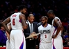 Griffin scores 43, Clippers hold off Hornets 124-121 in OT-Image8