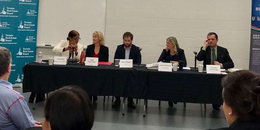 What did your local candidates say? Full house in Oak Ridges as voters grill election hopefuls