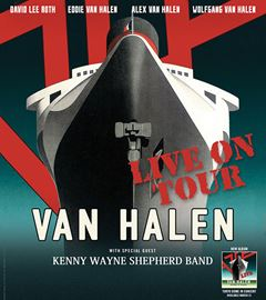 Van Halen coming to London