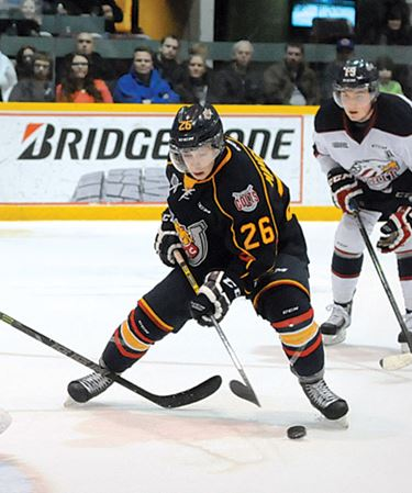 Barrie Colts celebrate 20 years by honouring the past