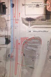 Penetanguishene's Main Street trial panned in report