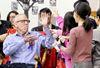 Teacher Retires after 50 years