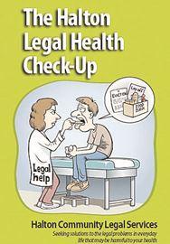 Halton Community Legal Services leading the way