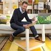 Watch the Ikea Canada president assemble furniture