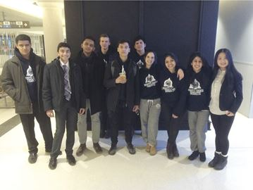 White Oaks' students excel at recent debate tournament