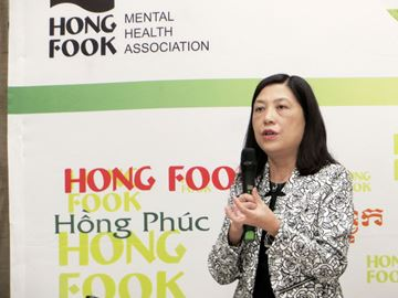 Mental health for Chinese community