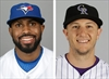 AP source: Blue Jays trade Reyes to Rockies-Image1