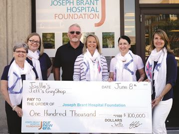 Fundraiser brings in $100,000 for digital mammography machine