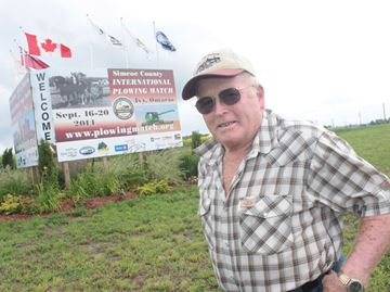International Plowing Match in Ivy