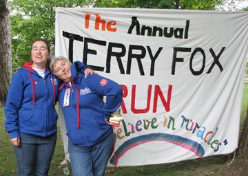 Terry Fox Run Organizers