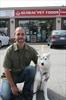Pet food store proprietor