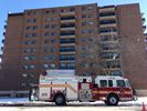Careless smoking suspected cause of fire in Burlington apartment