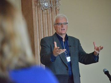 The Headwaters Food Summit was held on Nov. 25 at the Royal Ambassador in Caledon East.