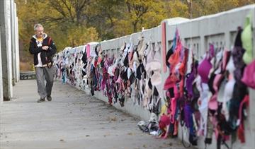 Bras Across the Bridge