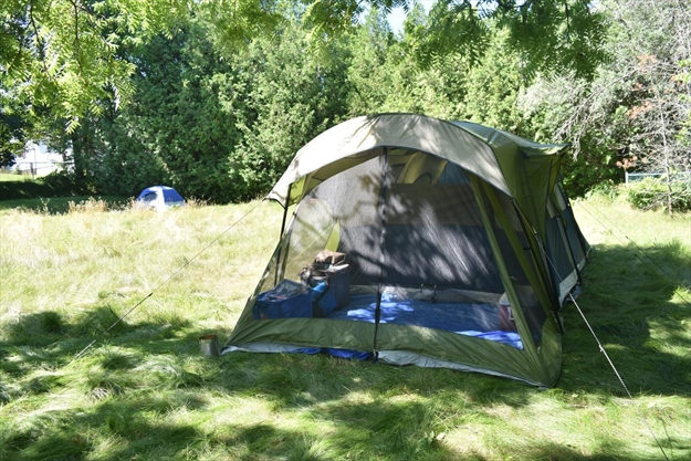Homeless are now even camping in private backyards in Peterborough