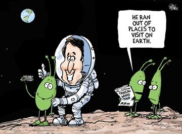 Trudeau cartoon