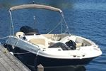 Boat, motor and trailer stolen from Burlington business
