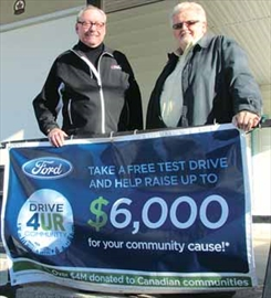 Test drive a Ford Saturday to help Arnprior Legion– Image 1