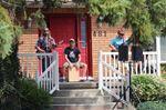 Porch party