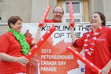 Peterborough Canada Day Parade