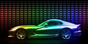 Dodge launches online Viper GTC Customizer design program