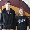 GHS ATHLETES OF THE MONTH