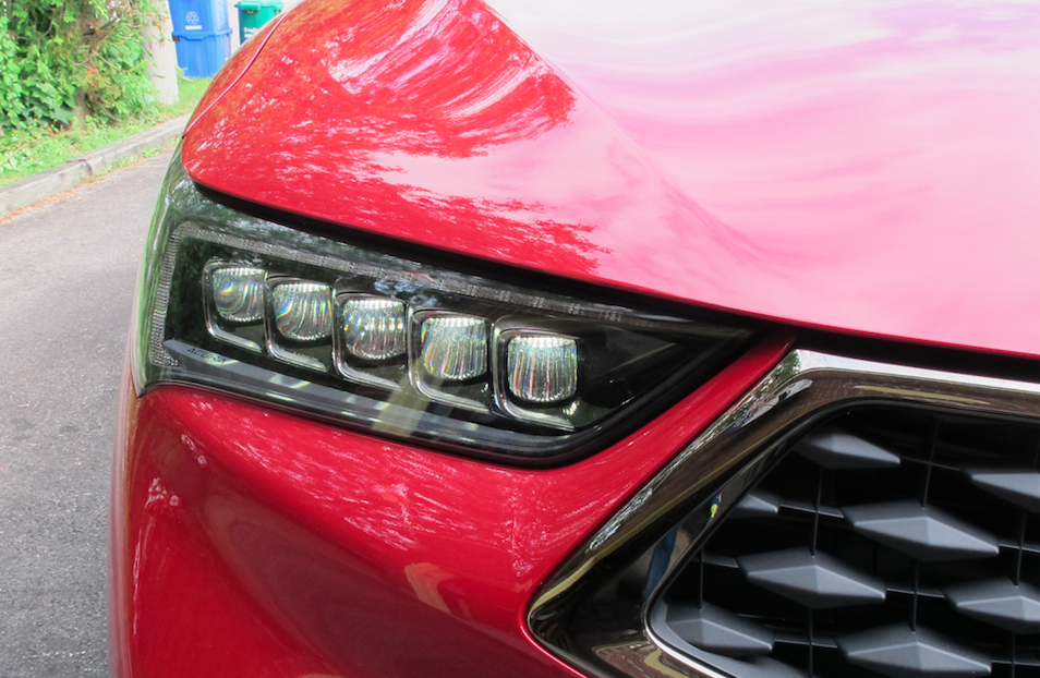 ASpecial TLX From Acura OurWindsorca - Acura tlx led headlights