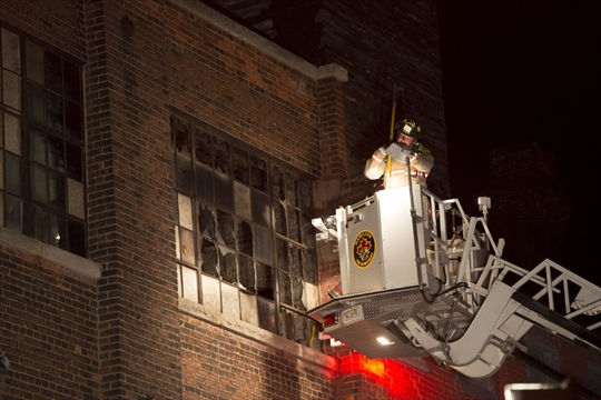 Cannon Knitting Mills Hamilton : Police probing cause of knitting mills fire thespec