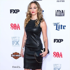 Michael Devin proposed to Drea de Matteo during Whitesnake gig-Image1