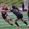 CIS women's rugby tournament Day 1