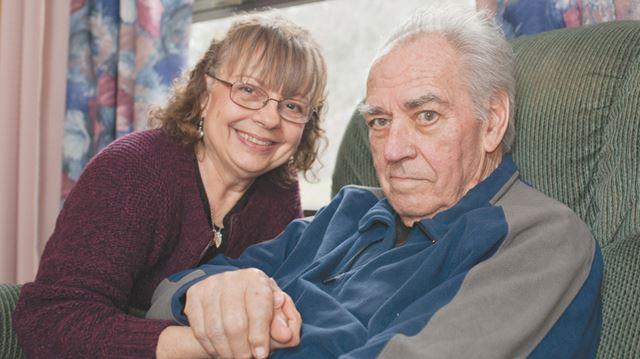 Connie Colucci - Dementia Story