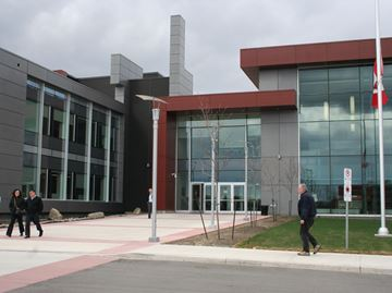 HWDSB Education Centre
