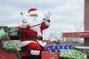 Santa parade raises Innisfil's holiday spirit