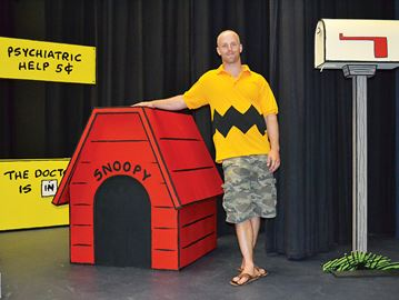 Good grief! Charlie Brown and the 'Peanuts' gang are in Midland