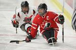 Oakville's Westlake scores five times in Canadian win at sledge hockey world championships