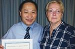 Sandy Cove pharmacist honoured