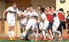 PHOTOS: Cardinal Newman wins 2017 senior boys soccer title