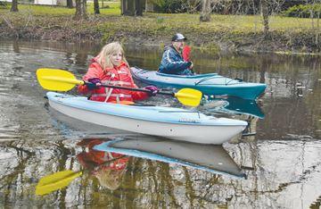 Cannington Lions canoe-a-thon 2014